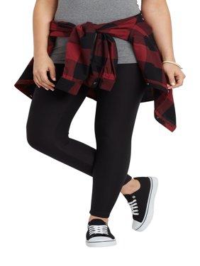 maurices Women's Ultra Soft Leggings - Black Pants