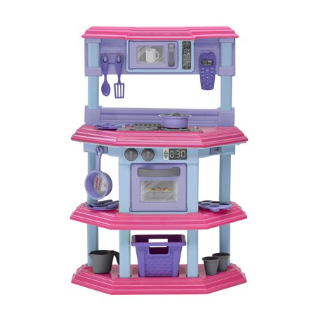 American Plastic Toys My Very Own Sweet Treat Kitchen](Plastic Toy)