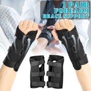 1Pair Medical Wristbands Carpal Tunnel Breathable Wrist Brace Support Splint Arthritis Sprain Gym Hand Protector 3