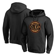 9a7a06be744b New York Knicks Fanatics Branded Hardwood Big   Tall Pullover Hoodie - Black