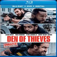 Den of Thieves (Blu-ray + DVD + Digital)