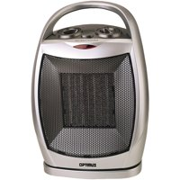 Optimus Portable Oscillating Ceramic Heater With Thermostat OPSH7247 H-7247