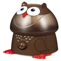 Crane Adorable Ultrasonic Cool Mist Humidifier - Owl