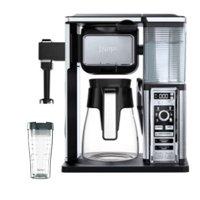 Ninja Auto-IQ Coffee Maker Brewer Bar System with Glass Carafe (Refurbished)
