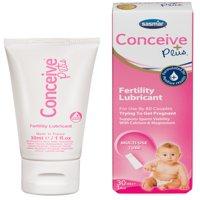 Sasmar Conceive Plus Fertility Lubricant Multi-Use, 1 Oz