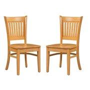 Oak Dining Chairs - Walmart.com
