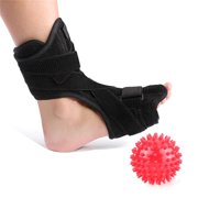 792ca22cfa26 ... Foot Orthotic Brace. Reduced Price. Product Image. Yosoo Adjustable  Plantar Fasciitis Dorsal Night and Day Splint with Spiky Massage Ball for  Heel Pain