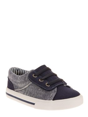 Wonder Nation Toddler Boys' Casual Canvas Play Sneaker