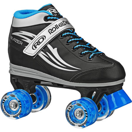 Blazer Boy\'s Lighted Wheel Roller Skate](Boys Snake)