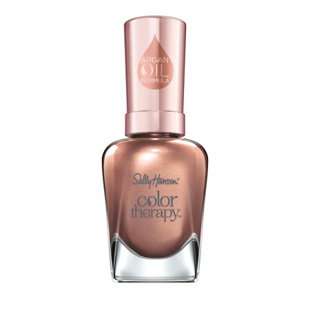 Sally Hansen Color Therapy Nail Color, Burnished Bronze
