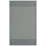 Mainstays Staves Gray Olefin Loop Area Rug or Runner, Multiple Sizes