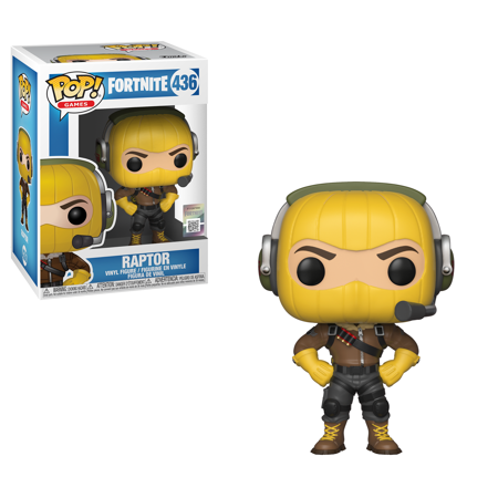 Funko POP! Games: Fortnite S1 - - Fun Pep Rally Games