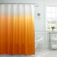 Orange Shower Curtains Walmartcom
