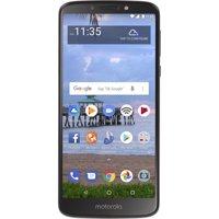 Straight Talk Motorola e5 Prepaid Smartphone