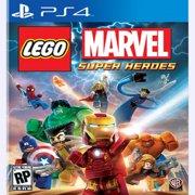 Warner Bros. LEGO Marvel Super Heroes (PS4)
