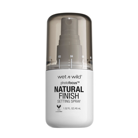 wet n wild Photo Focus Natural Finish Setting Spray, Seal the (Botanical Setting)