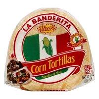 """La Banderita Yellow Corn 6"""" Tortillas, 30 ct (Pack of 12)"""