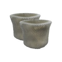 2 PACK GE 106609, 106663, 106763 Humidifier Filter Replacement by Air Filter Factory
