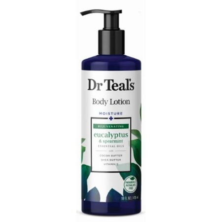 Dr Teal's Eucalyptus Body Lotion, 16 oz 16 Oz Sensual Body Lotion
