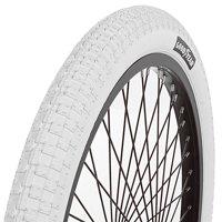 "Goodyear 20"" BMX Folding Bicycle Tire, White"