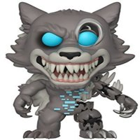 FUNKO POP! BOOKS: Five Nights At FreddyS- Twisted Wolf