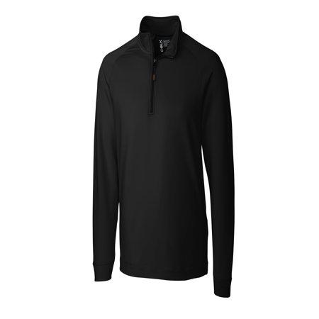 CBUK Jackson Half Zip Overknit Performance Golf (Storm Golf Pullover)