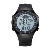 87c18253c Spovan SPV709 Fishing Watch Barometer Altimeter Thermometer Weather  Forecast Stopwatch Multifunctional Digital Watch 5ATM Water-