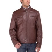 a124b7e96 Men's Brown Leather Jackets