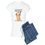 CafePress - Golden Retriever - Women's Light Pajamas