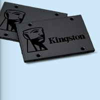 "Kingston A400 SSD 960GB SATA 3 2.5"" Solid State Drive - SA400S37/960G"