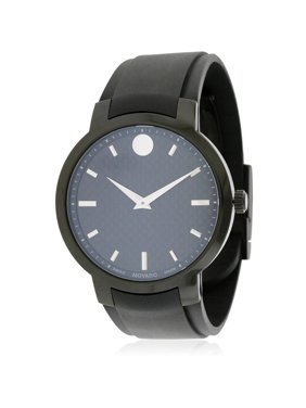 Movado Gravity Rubber Men's Watch, 0606849