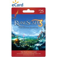 Jagex RuneScape - $25 card (Email Delivery)