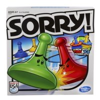 Sorry! Game Board-game, Ages 6 and up