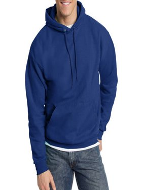 Hanes Men's Ecosmart Fleece Pullover Hoodie with Front Pocket