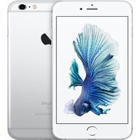 Refurbished Apple iPhone 6s Plus 16GB, Silver - Unlocked GSM