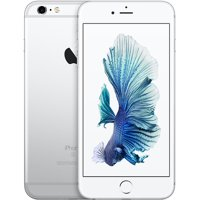 Refurbished Apple iPhone 6s Plus 16GB, Silver - Unlocked GSM