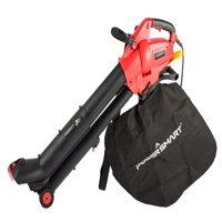 PowerSmart PS8224 Electric 12 Amp Blower/Vacuum/Mulcher