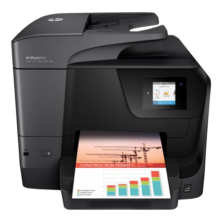 HP OfficeJet 8702 Wireless All-in-One Printer (Office All In One Printer)