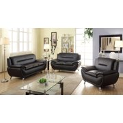 Black Sofa Sets
