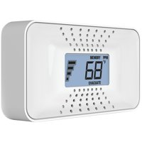 First Alert CO710 10 Year Lithium Multi-Function Carbon Monoxide Alarm