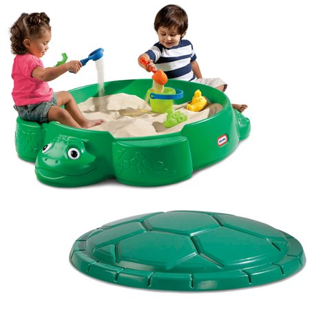 100 Sandbox - Little Tikes Turtle Sandbox
