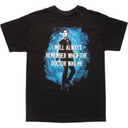 Doctor Who 11th Dr Always Remember When T-Shirt