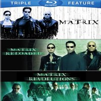 Matrix / Matrix Reloaded / Matrix Revolutions (Blu-ray)