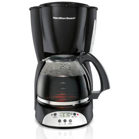 Hamilton Beach 12 Cup Programmable Coffee Maker | Model# 49465R 12 Cup Thermal Carafe Coffee Maker