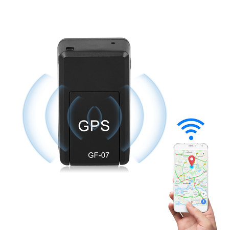 Tracking Device, Mini Car GPS Tracker Real Time Tracking Locator Free Installation for Vehicles No Monthly Fee,Dogs,Keys,Cars, Kids,Persons,Travel,Key Finder,Smart