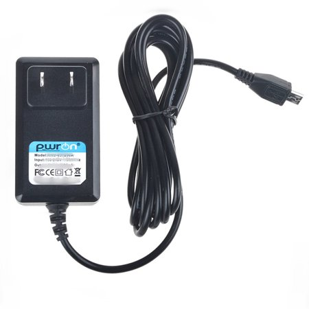 PwrON (6.6FT Cable) AC TO DC Adapter For Dell Venue 11 Pro 7130 7139 T07G T07G001 7140 T07G002 463-4615 LCD LED Display 10.8