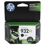 HP 932XL, (CN053AN) High Yield Black Original Ink Cartridge