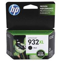 HP 932XL High Yield Black Original Ink Cartridge (CN053AN)