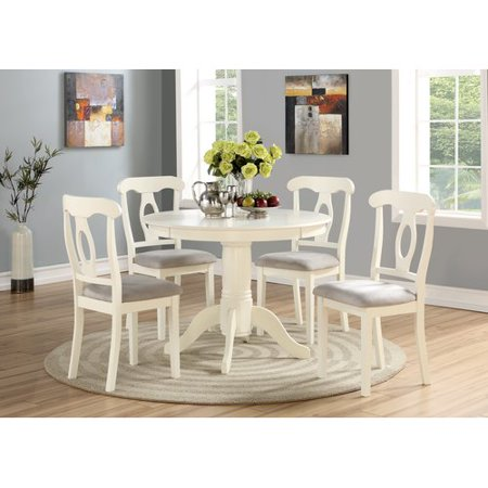 Angel Line 5-piece Lindsey Dining Set