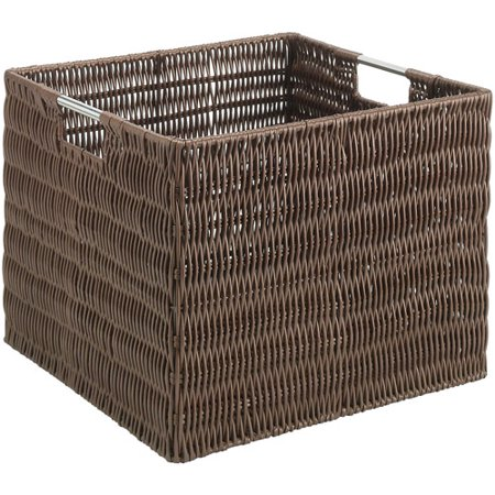 Whitmor Rattique Crate, Java, 12.99